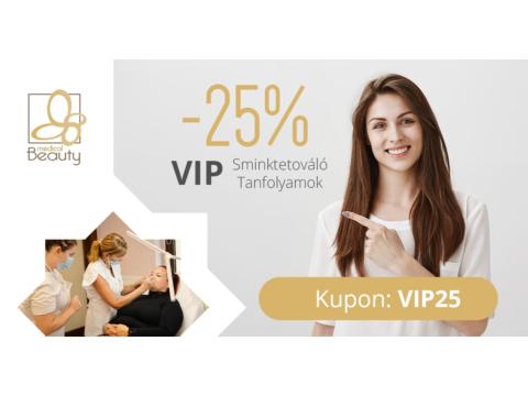 VIP Sminktetováló tanfolyam akció