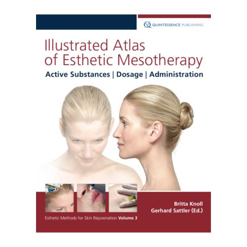 Mezoterápiás Atlasz - Dr. Britta Knoll