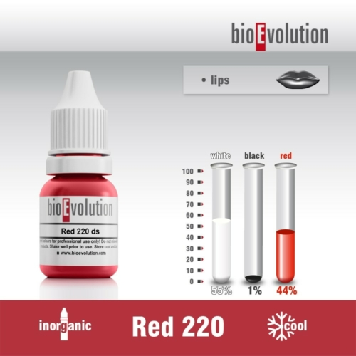 Pigment RED 220 / 10ml