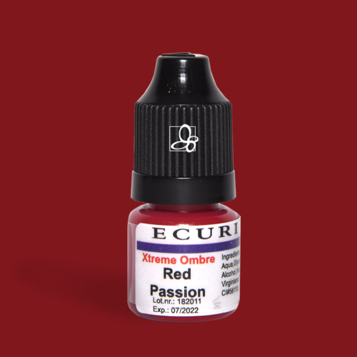 Pigment Xtreme Ombre Red Passion 5ml