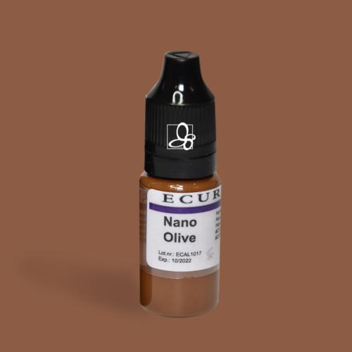 Pigment Nano Olive 10ml