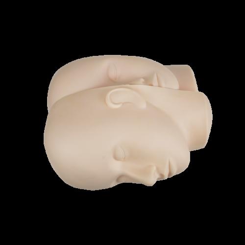 Gumi maszk gyakorló fejhez