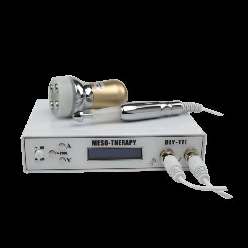 Mezoterápiás elektrokozmetikai készülék (Online oktató videóval)