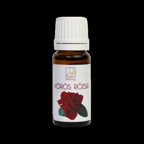 Természetes Illóolaj Vörös Rózsa 10ml