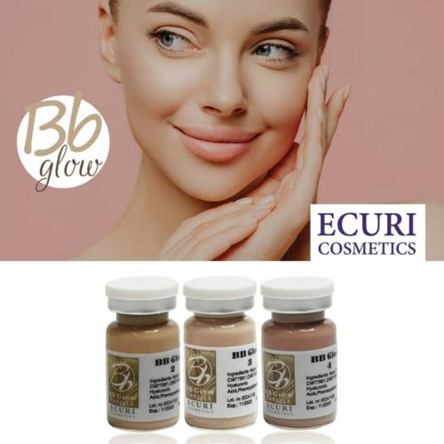 Organikus Ecuri BB Glow tanfolyam + 3 pigment