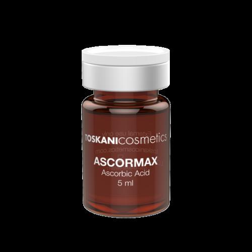 C-Vitamin 20% fiola 5ml ASCORMAX