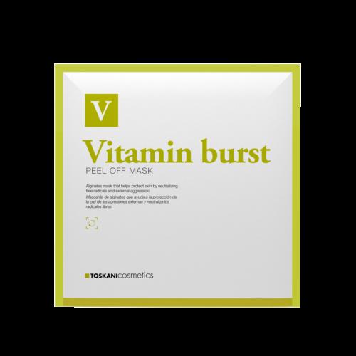 Vitalizáló por-gumimaszk VITAMIN-BURST 30g